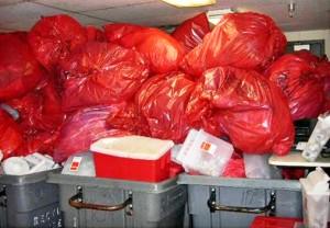 biohazard Disposal - Fontana, CA